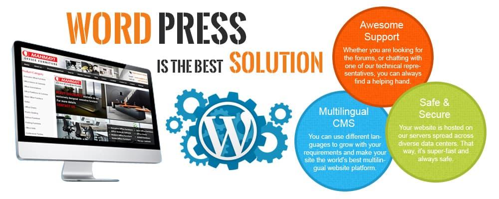 Por quê desenvolver site com WordPress?