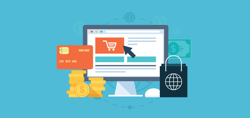 loja virtual e E-commerce